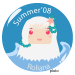 Roliana Summer Pin by pluto-san