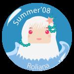 Roliana Summer Pin by pluto-san