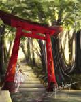 Dear forest by Yokoshiro