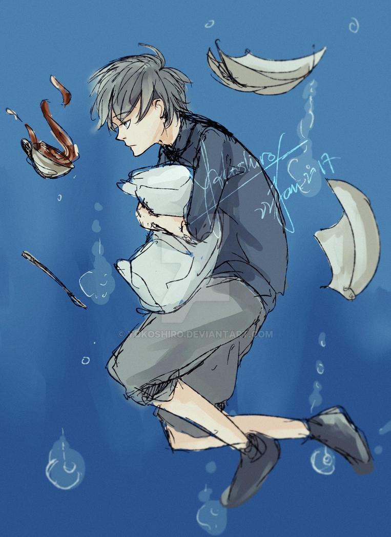 Floating in my world by Yokoshiro