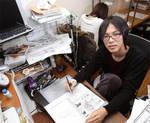 Creator of Shingeki no Kyojin: Hajime Isayama