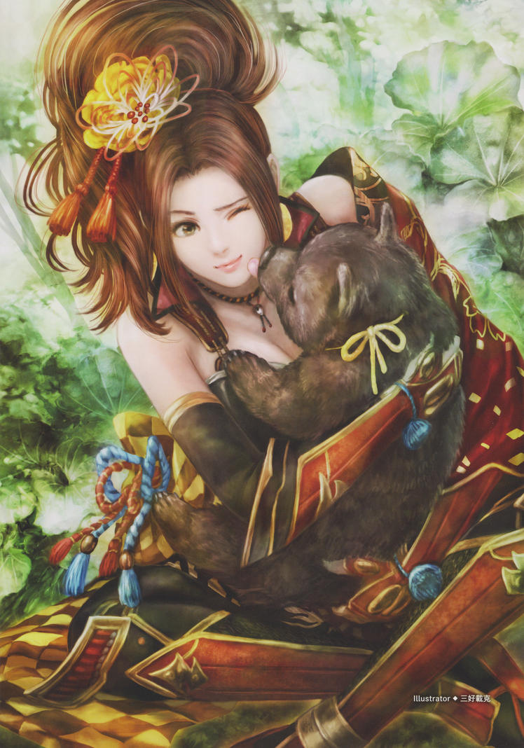 Prize: Todo y Kai by Gentle-Lady on DeviantArt