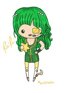 RaiRai by MistressoftheStars