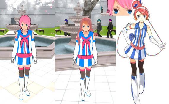 Akikoloid Chan Vocaloid Skin