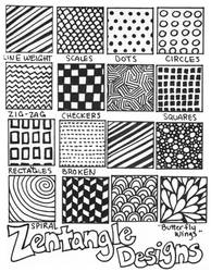 Zentangle Ideas