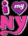 Pony-I heart NY