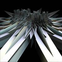 star fortress by Lauredin