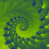 Fractal thingie 2 by Lauredin