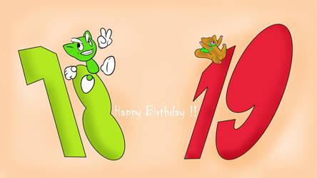 Da 19th  Birthday