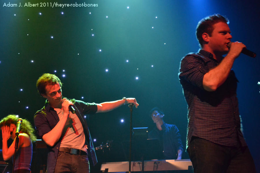 Starkid SPACE Tour ATL 5 by Kuiosikle