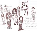 Sketches....bleh