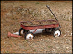 Another Red Wagon
