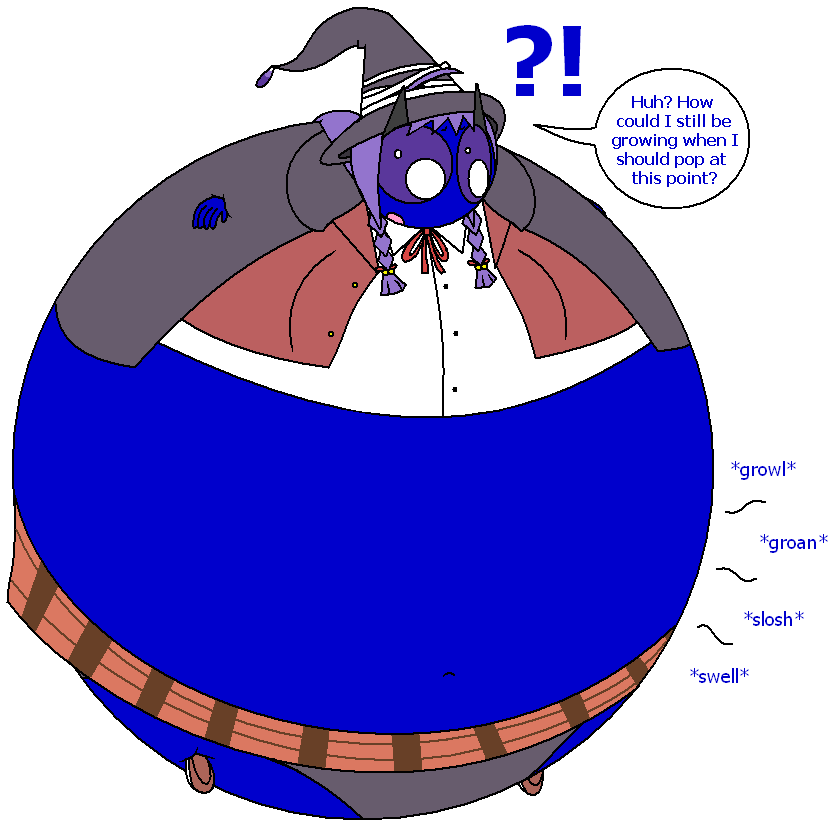 Yue's Blueberry Juice Growth by Ambipucca on DeviantArt