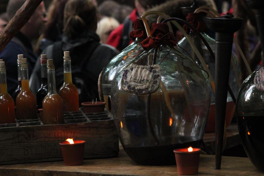 Medieval Wine by AngelEowyn
