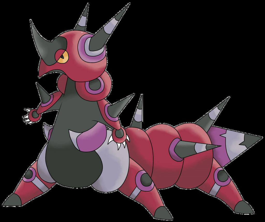 Pokemon Mega Scolipede Images   Pokemon Images