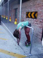 Urban Waste by Rosary0fSighs