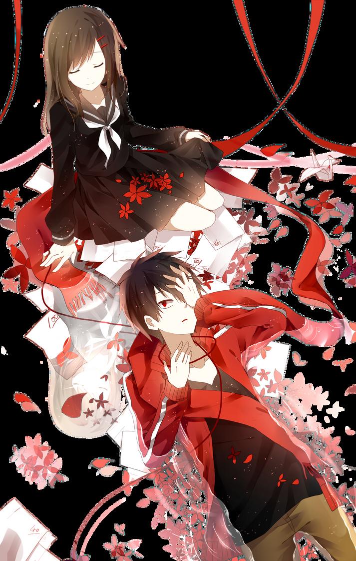 39 Renders Mangas fleuris  Kisaragi_shintaro_and_tateyama_ayano_render_by_akiyumi_chan-d7ky1wp