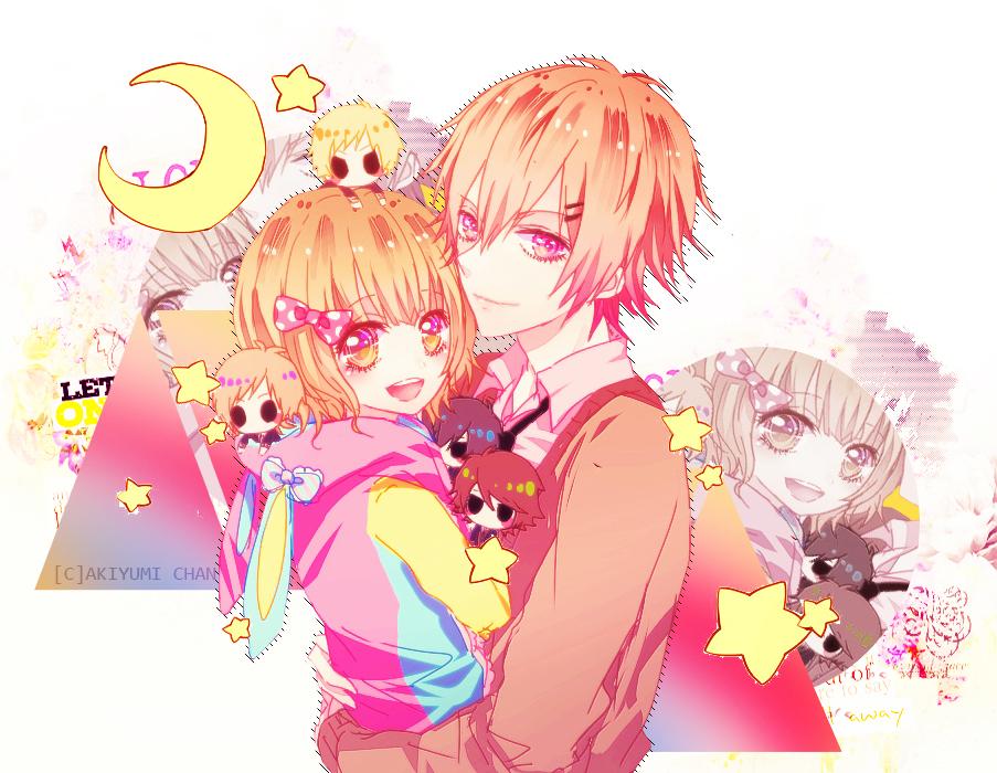 lOVELY COUPLE by Akiyumi,chan