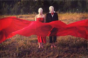 lovers by ezorenier
