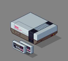 Isometric NES