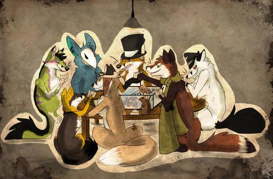 Poker Night Guys?