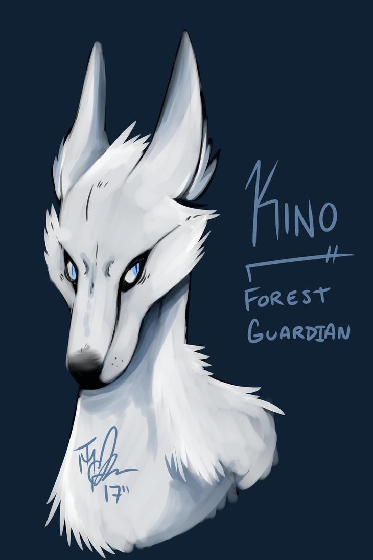 Kinio by MadCheshireFox