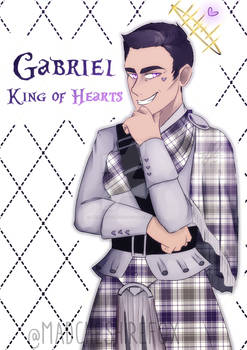 King of Hearts - Gabriel