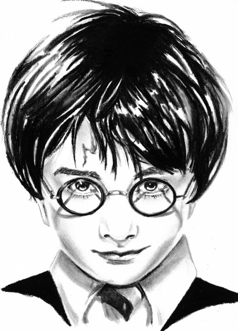 Harry Potter by Shades-ofGray