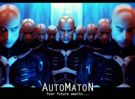 Automaton by jrmalone