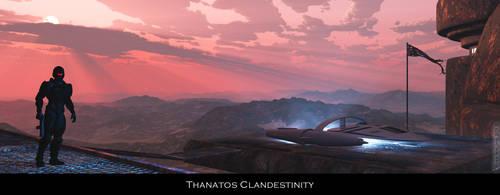 Thanatos Clandestinity by jrmalone