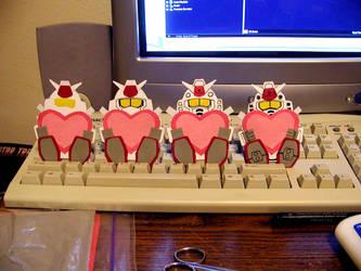 Mass Production... by GundamMeister