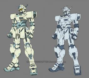 Phoenix Gundam Clean [WIP]