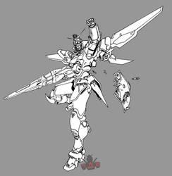 UNIT 01 by GundamMeister