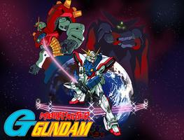 Mobile Fighter G-Gundam