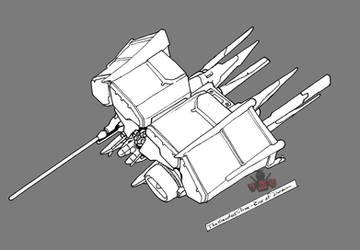 A Gundam sized shoe-box by GundamMeister