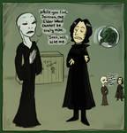 Poor Severus...