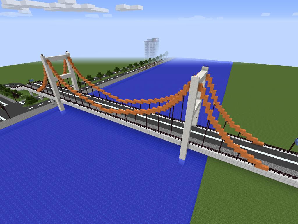 Building A Bridge Art And Craft