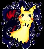 .: Spookychu :. by Demonic-Trash