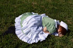 Sleeping In The Yard by MizukiHarana
