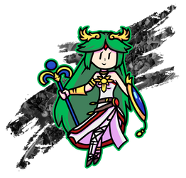 54 Palutena by JDCPlay