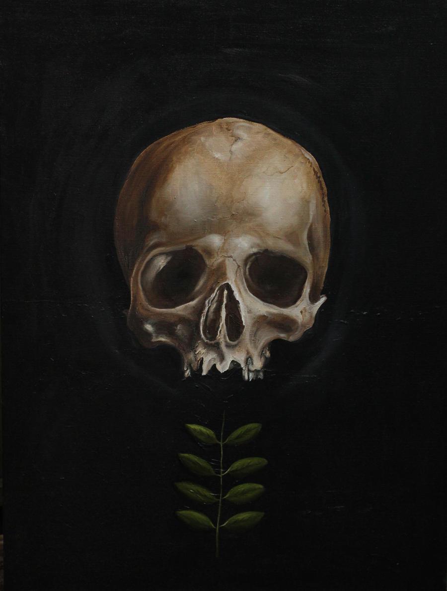 Skull by jguthmann