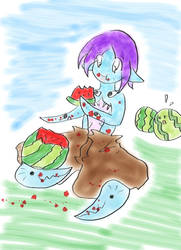 Gobbles and Watermelons