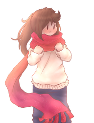 scarf by ArkaniaNEO