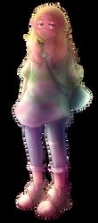 Mina/Matsurika [Pokemon Sun/Moon] by ArkaniaNEO