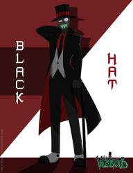 Say Hello To Mr. Evil Black Hat