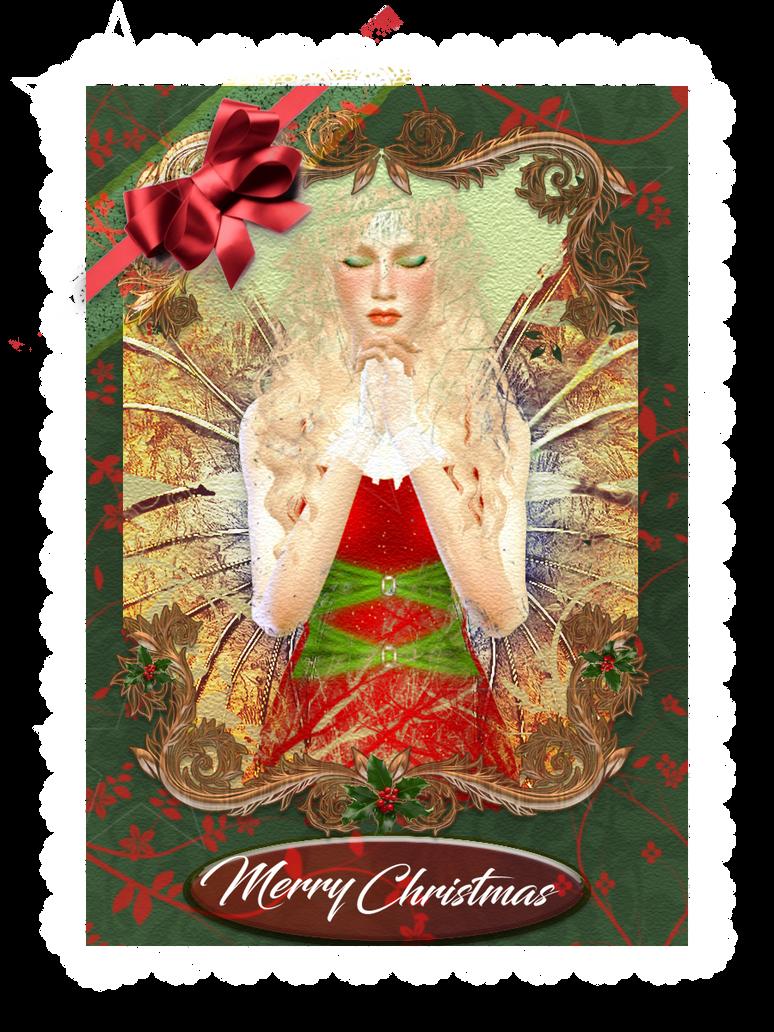 Elf Christmas Card Craft