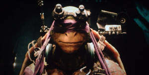 Donnie without Glasses (TMNT 2014)