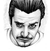 Mike Patton by GothicXpress
