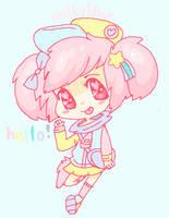 fairy-kei girl by littledork