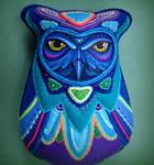 shamanic owl by stbsib
